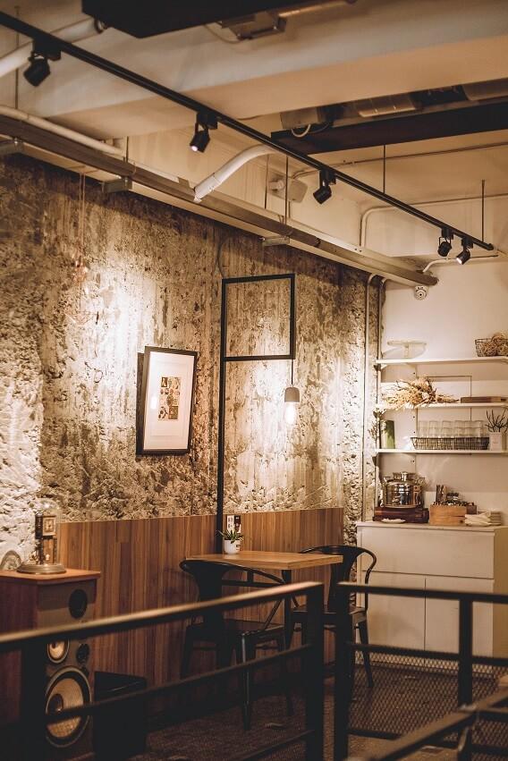 Cucina stile industriale Reggio Emilia