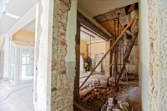 Ristrutturazione vecchie abitazioni