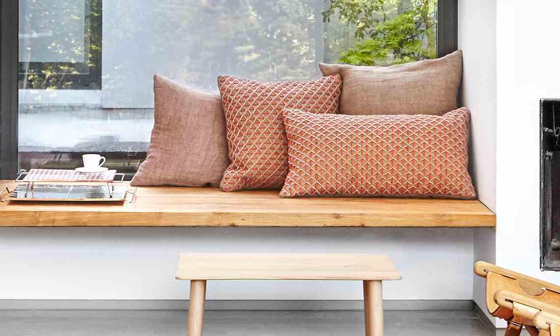 cuscini e complementi d'arredo moderni