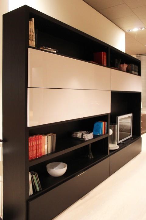 Libreria domino move iori arredamenti arredo for Domino arredamenti