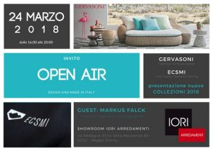 invito evento outdoor