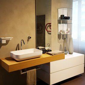 arredamento bagno moderno reggio emilia rovere