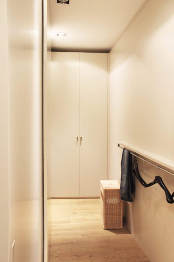 cabina armadio spogliatoio moderna Reggio Emilia