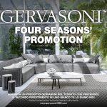 promozione secondo rivestimento omaggio Gervasoni Reggio Emilia