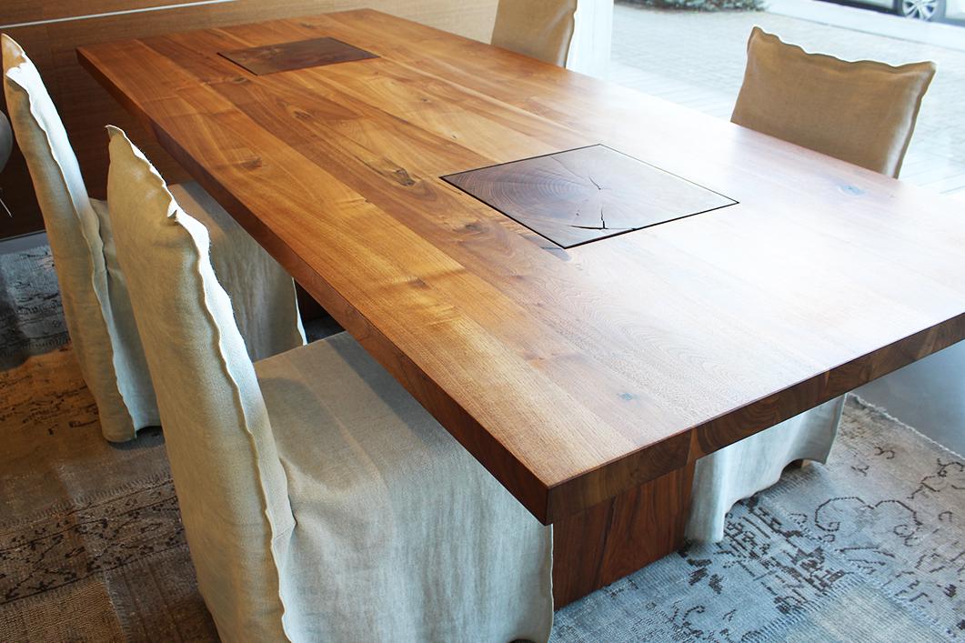 Tavolo in legno BOSS EXECUTIVE - RIVA 1920 - Iori Arredamenti ...