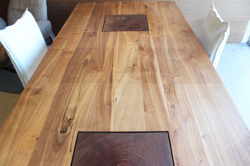 tavolo in legno rettangolare Riva 1920 in offerta