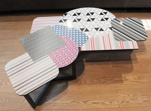 tavolino di design Doppler Bonaldo in offerta