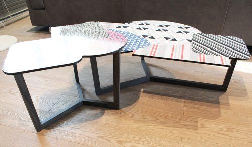 tavolino Doppler Bonaldo in sconto reggio Emilia