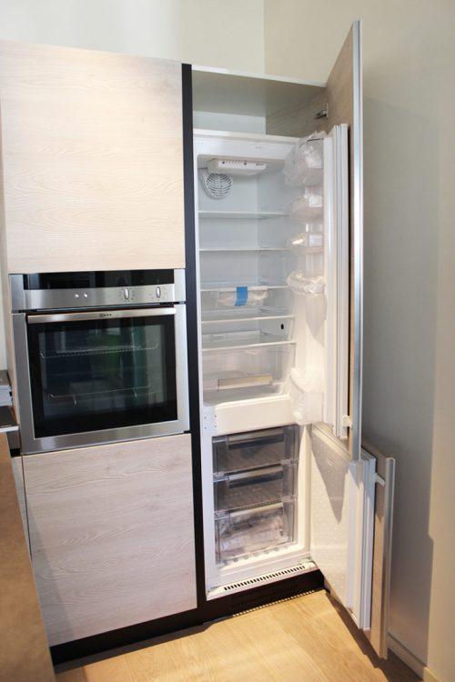 cucina in offerta a Reggio Emilia completa di elettrodomestici e piano in Laminam