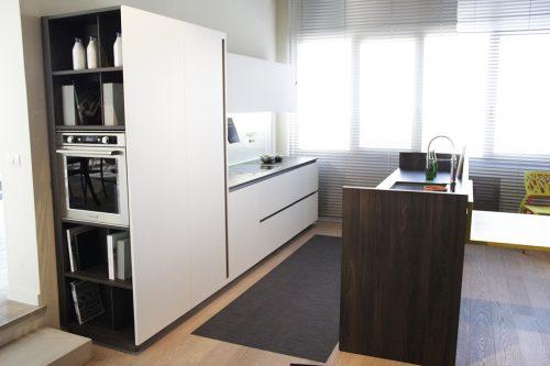 cucina moderna con isola Copatlife in offerta a Reggio emilia