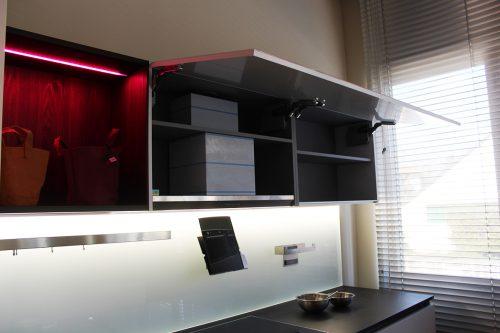 Cucina bianca moderna completa di elettrodomestici in sconto Reggio Emilia