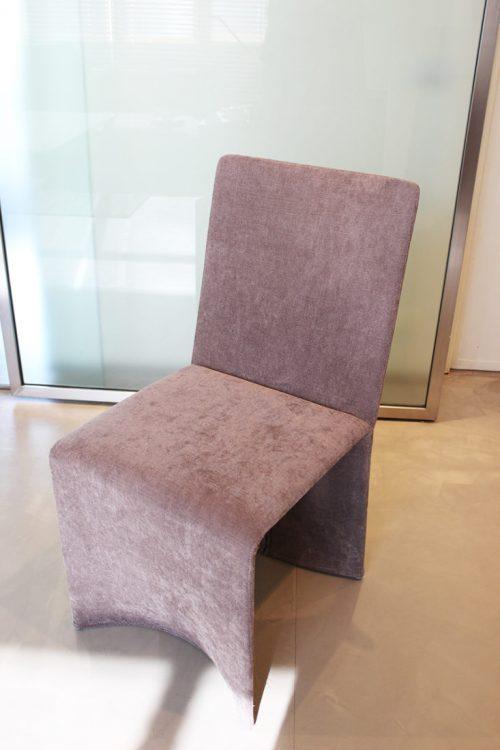 sedia imbottita sfoderabile di design Bonaldo in offerta