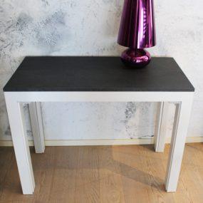 tavolo consolle allungabile in Hpl in sconto