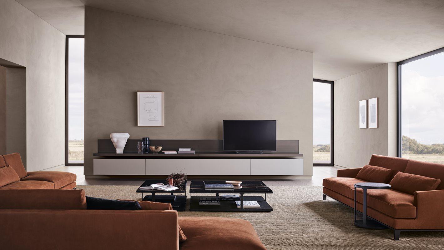 Arredamenti saloni moderni