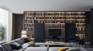 Arredi moderni soggiorno