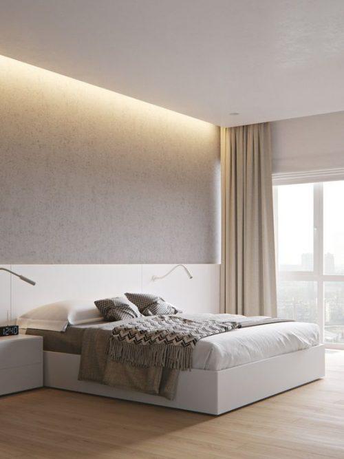 Controsoffittature camera letto