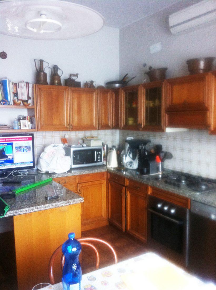 Rifacimento cucina