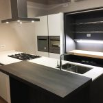 pianale cucina materiali dekton