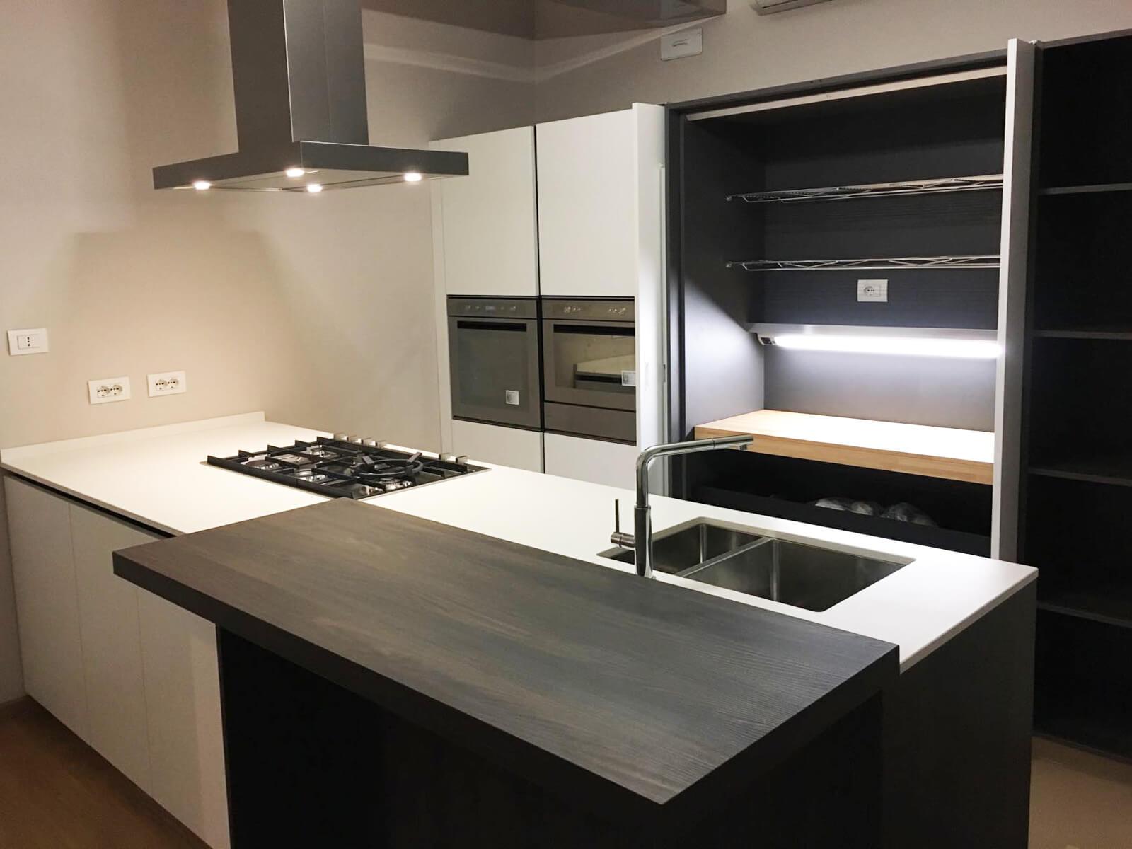 Illuminazione Piano Lavoro Cucina pianale cucina, materiali innovativi e consigli per la scelta