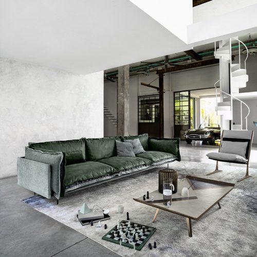 sofa moderno arketipo