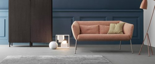 divano moderno nikos bonaldo