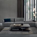 divano moderno poliform bristol