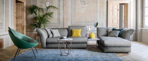 salotto moderno divano