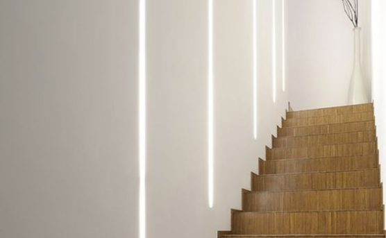 Illuminazione scale interne