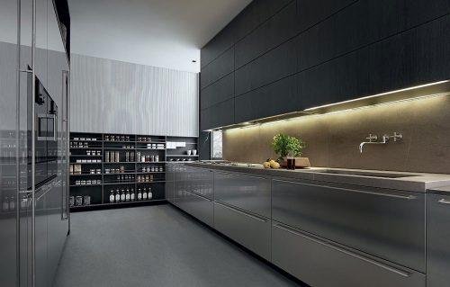 Come scegliere una cucina lineare con Poliform