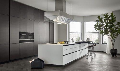 Designer italiani Carlo Colombo cucina Twelve per Poliform