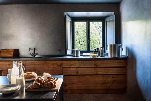 Interior designer famosi Italiani la cucina di Matteo Thun
