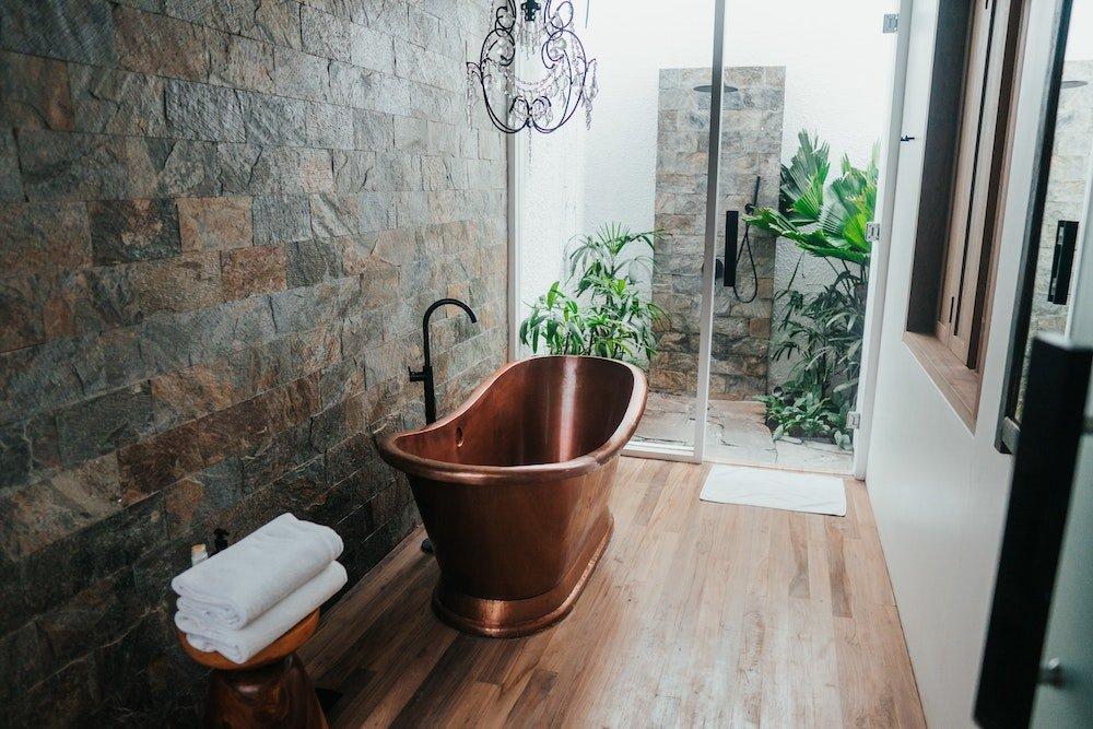 come arredare un bagno piccolo