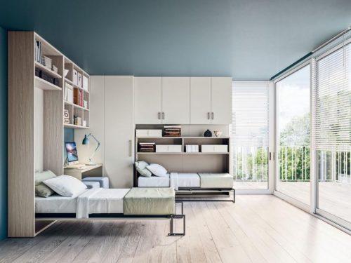 Idee arredamento piccoli spazi